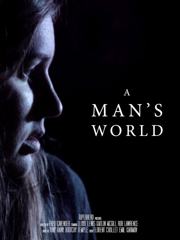 A Mans World poster