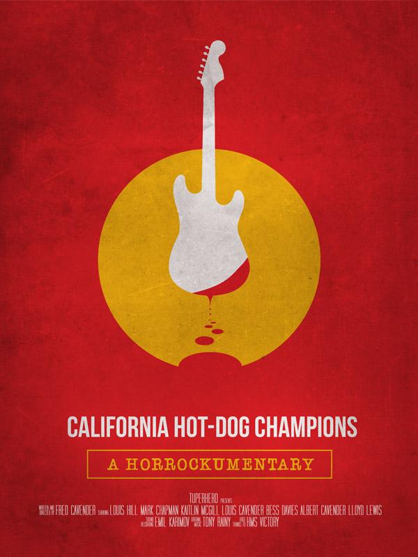 California Hot-dog Champions affiche