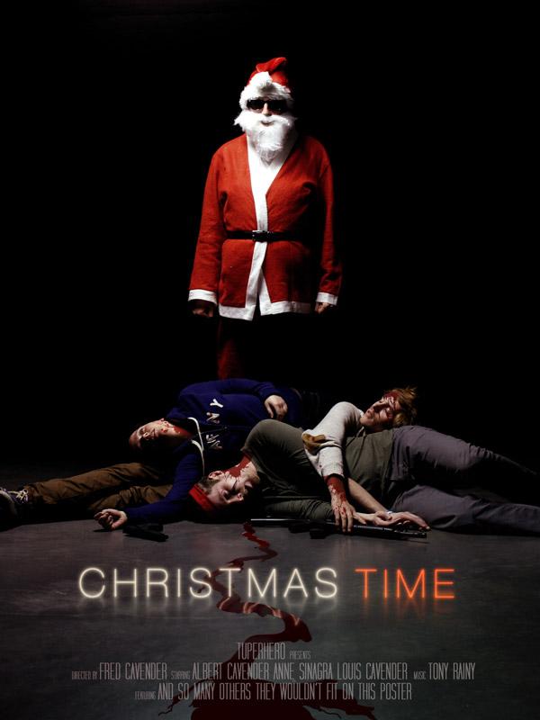 Christmas Time, la Trilogie affiche