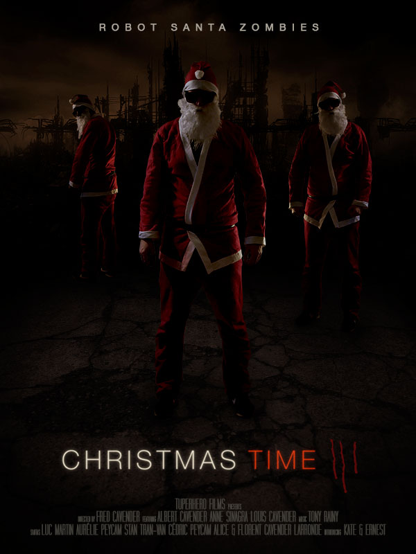 Christmas Time 3 affiche