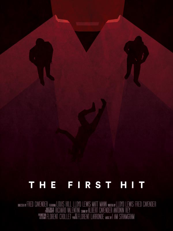 The First Hit poster