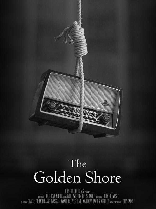 The Golden Shore affiche