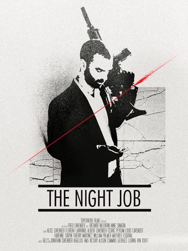 The Night Job affiche