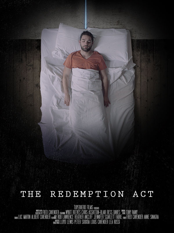 The Redemption Act affiche