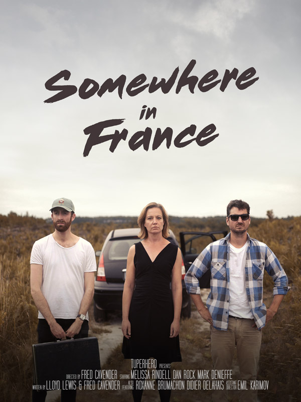 Somewhere in France affiche